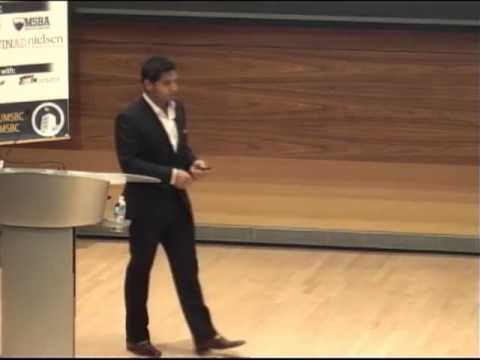 MSBC 2012 Keynote: Creative Disruption