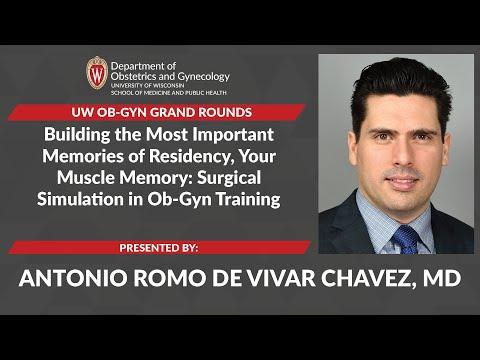 Antonio Romo de Vivar Chavez, MD Grand Rounds 6/11/2020