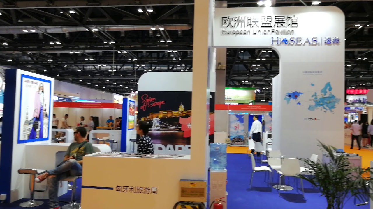 Exhibition Stand Builders In Japan : Yoho expo japan exhibition booth builder stand contractor