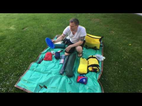 Lake Superior Circle Tour Motocamping Gear