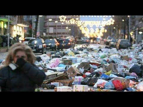 عاصفة  لبنان تفجر أزمة بسبب النفايات  - نشر قبل 4 ساعة