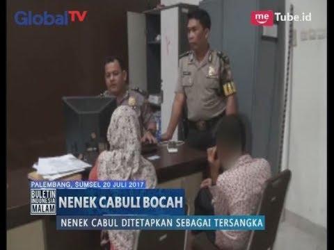 Viral!! Nenek yang Mencabuli Bocah Kelas 6 SD di Palembang Resmi jadi Tersangka - BIM 20/07