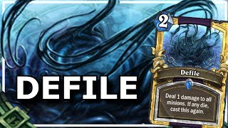 Hearthstone - Best of Defile