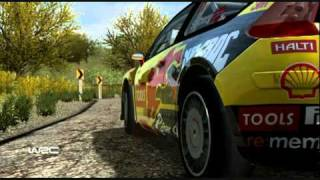 Peter Solberg @ WRC The Game - Powerslide