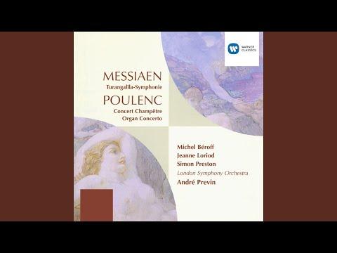 Turangalila Symphony (1997 Remastered Version) : Joie du sang des etoiles
