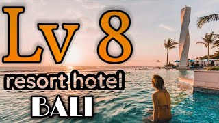 FULL REVIEW LV8 RESORT HOTEL CANGGU BALI TEPI PANTAI BERAWA CANGGU GUYS