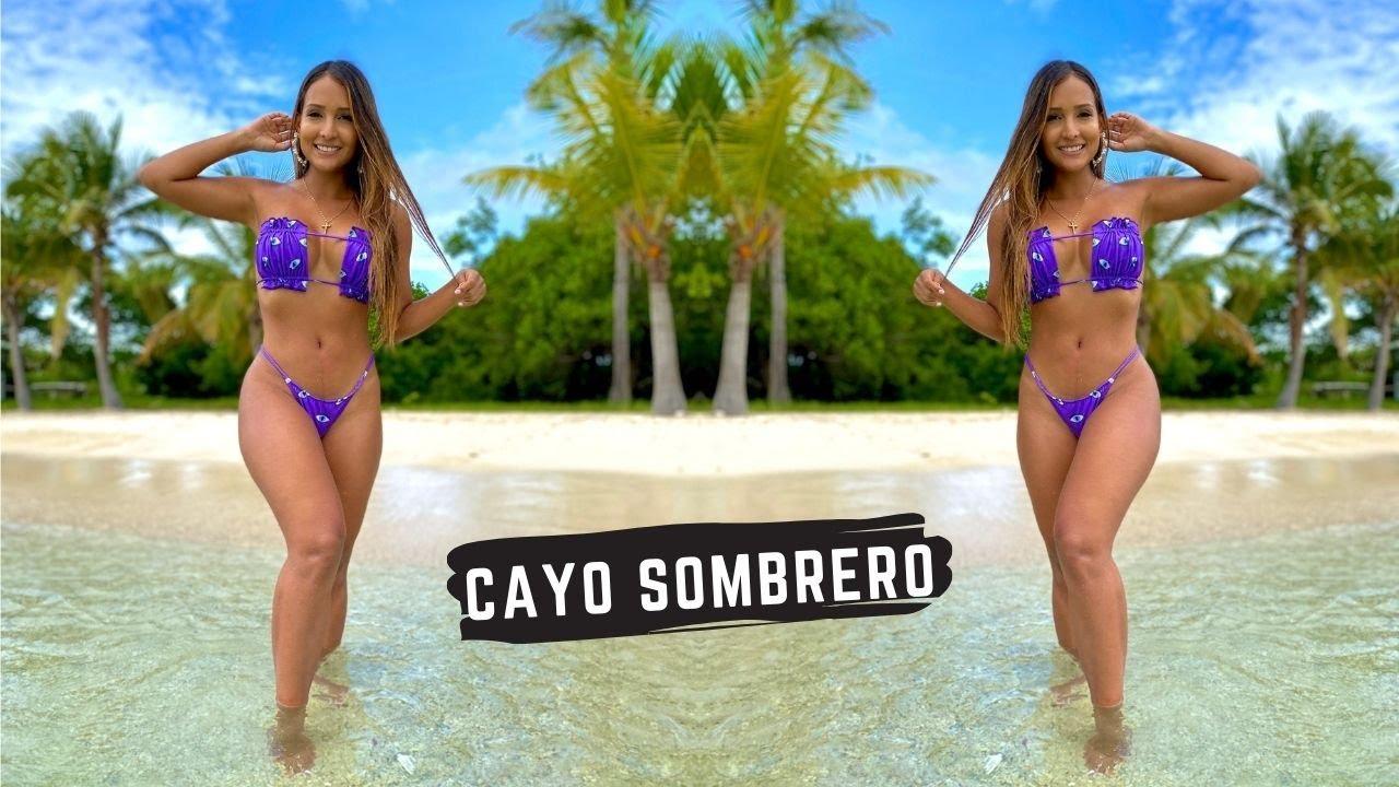 EL MEJOR CAYO DE TUCACAS - CAYO SOMBRERO