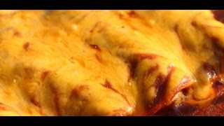 Chicken Enchilada Casserole - Made With Easy Homemade Enchilada Sauce By Rockin Robin