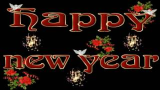 Happy New Year 2017 Beautiful Wishes New Year greetings Whatsapp E card Full HD