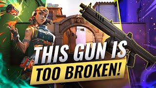 THIS GUN IS BROKEN! Wнy The Judge Is Overpowered - Valorant