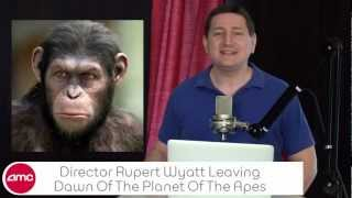 Director Rupert Wyatt Leaves Dawn Of The Planet Of The Apes
