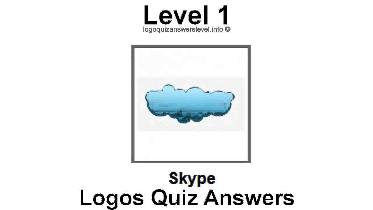 Logo Quiz Answers Level 1 Cheats Solution Youtube