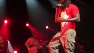 "Tiken Jah Fakoly ""Medley"" Olympia 11 / 11 / 2014"