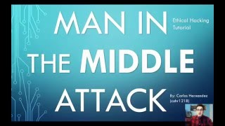 Man in the Middle Attack Tutorial (using Driftnet, WireShark and SSLStrip)