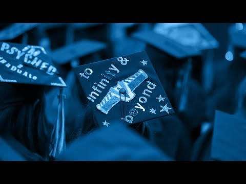 Yeshiva University Commencement Highlights 2018