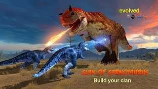 Clan of Carnotaurus (by Wild Foot Games) Android Gameplay [HD]