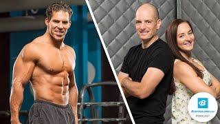 IFBB Pro Craig Capurso: The Abdominal Snowman! | The Bodybuilding.com Podcast | Ep 12