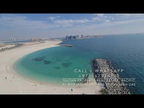 Ocean View 2BR Apt. in Pacific Marjan Island | Ras Al Khaimah UAE #RasAlKhaimah #UAE #MarjanIsland