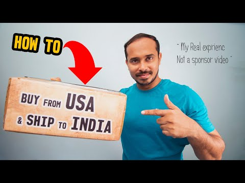 How To Buy Anything From  USA To India or Any Country - My Real Experience