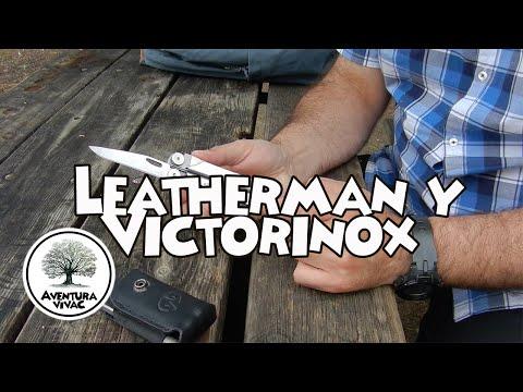 LEATHERMAN Y VICTORINOX