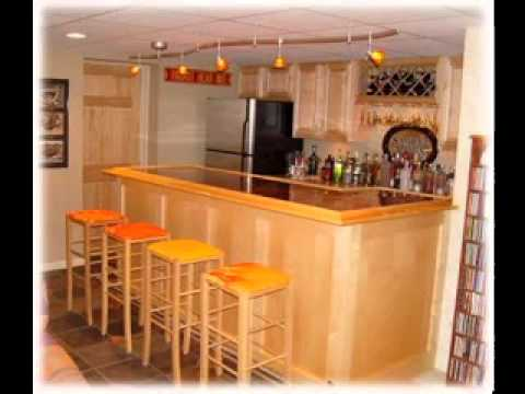 Cool Home Bar Ideas