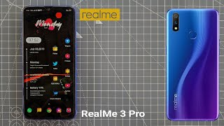 NOVA Setup#1 ft. RealMe 3Pro | Easy Home Screen setup