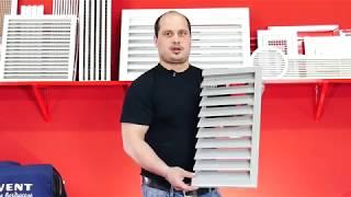видео Вентиляционные решетки
