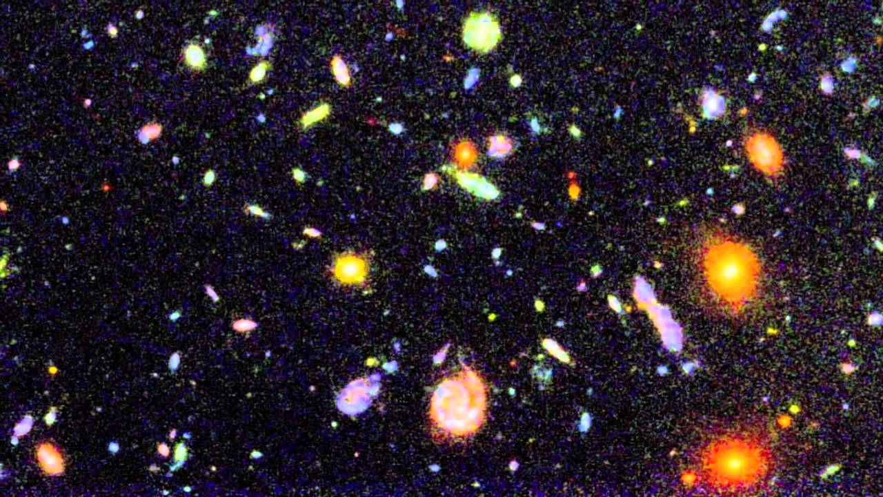 3d Galactic Wallpaper How Do We Know How Many Galaxies There Are In The Universe