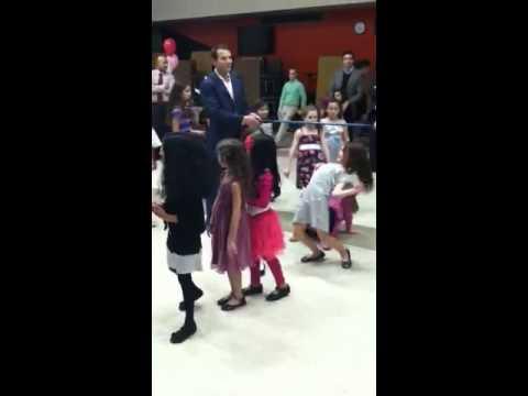 Daddy daughter valentine dance 2012