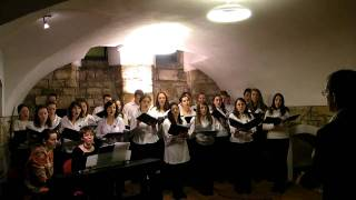 Nightwish - Sleeping Sun - Visszhang kórus (Choir/Piano Cover)