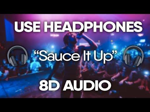 Lil Uzi Vert - Sauce It Up (8D AUDIO) 🎧