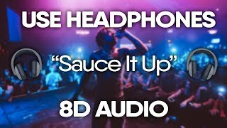Lil Uzi Vert - Sauce It Up (8D AUDIO) 🎧