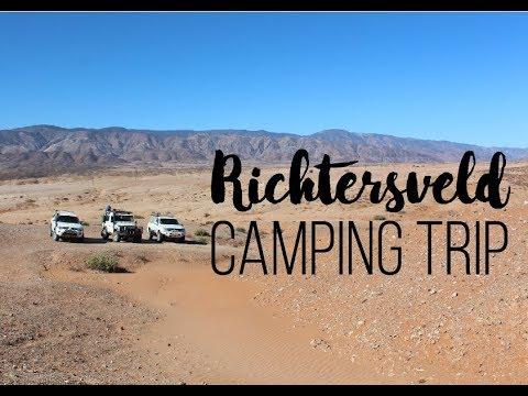 Richtersveld Camping Trip
