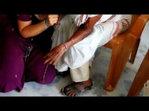 YOUNG GIRLS VISIT A LEPROSY COLONY!