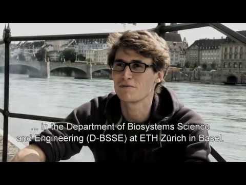 Manuel Mohr, Biotechnology Master at D-BSSE, ETH Zurich