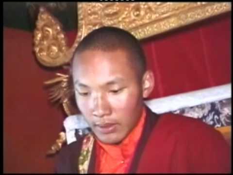 HH 17th Karmapa The Lion Begins to Roar 1999 2/5
