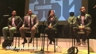 Jay Morrison at The Source 360-