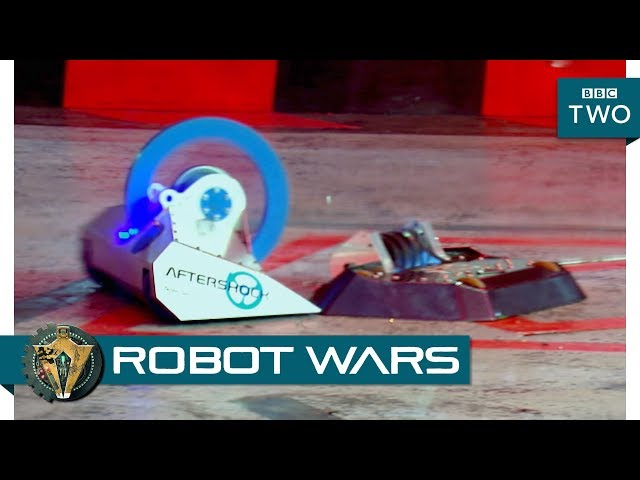 Robot Wars: Series 10 Episode 2 Battle Recaps - BBC Two