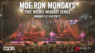 moe.ron Mondays: moe. on 7/12/2018 from Red Rocks Ampitheatre