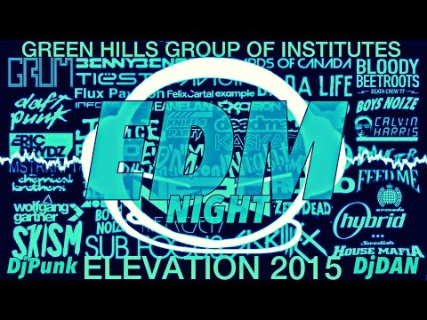 Elevation EDM Night Aftermovie [Green Hills Engineering College]