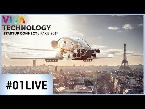 Drones personnels autonomes : bientôt une réalité ? - 01LIVE VIVATECH #3