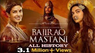 Bajirao Mastani Full Movie Facts and All History | Ranbir Singh | Deepika Padukone | Priyanka Chopra