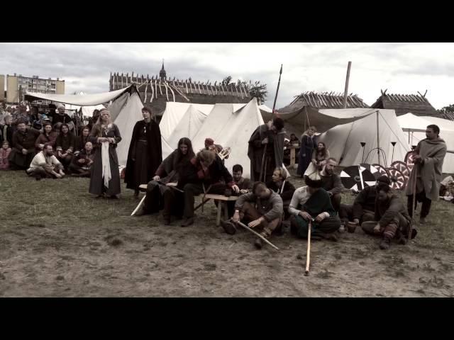 Festiwal S?owian i Wikingów, edycja XXI - Wolin 2015 // Medieval Festival at Wolin island