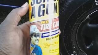 Son of a gun tire foam test review