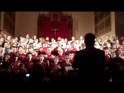 Boys Choir Of Springfield Christmas Concert (Video 6)
