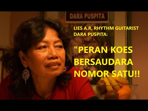 Interview Lies A.R, (Rhythm Guitar, Vocals) of DARA PUSPITA