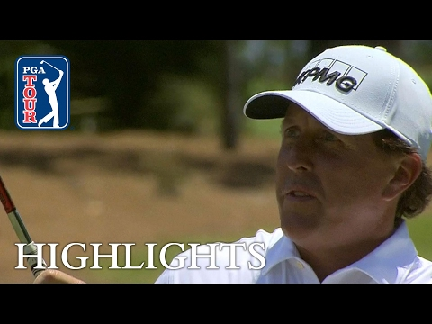 Phil Mickelson extended highlights | Round 2 | THE PLAYERS
