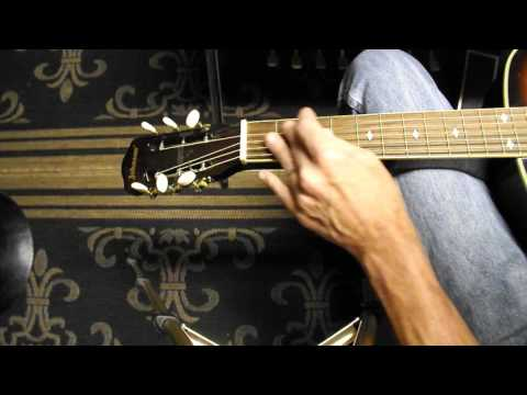 Foggy Mountain Breakdown Lick on the Dobro