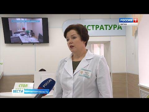 Количество заболевших вирусом гриппа в регионе увеличилось в два раза(ГТРК Вятка)