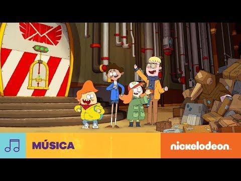 O Edifício Wayne | Música tema | Brasil | Nickelodeon em Português